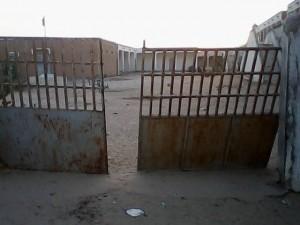 مدرسة موريتانية في سنة 2015 حيث تعتبر سنة للتعليم
